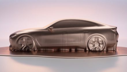 BMW i4 concept previewed, Geneva debut confirmed