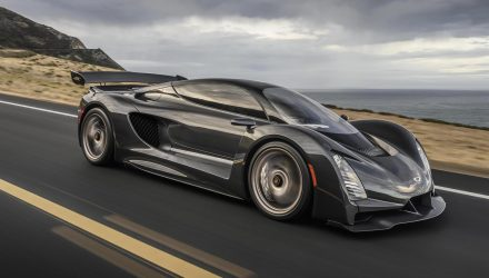 Czinger 21C debuts as all-new hybrid hypercar, 1250hp (video)