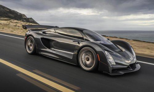 Czinger 21C debuts as all-new hybrid hypercar, 1250hp (video)