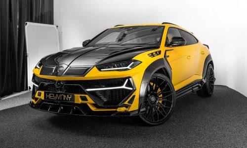 Keyvany creates crazy Lamborghini Urus upgrades