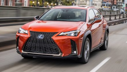 Lexus reports global sales record in 2019, up 10%