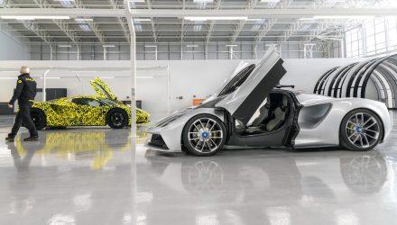Final Lotus Evija prototypes go into production at new facility