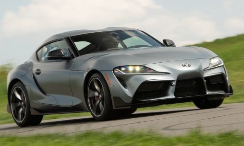 Toyota GR Supra getting power boost to 285kW, arrives late-2020