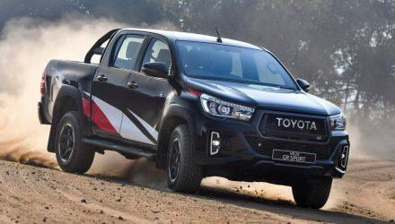 Toyota 'GR HiLux' trademark found, finally a performance ute?