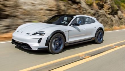 """Porsche Taycan Cross Turismo confirmed for """"late 2020"""""""