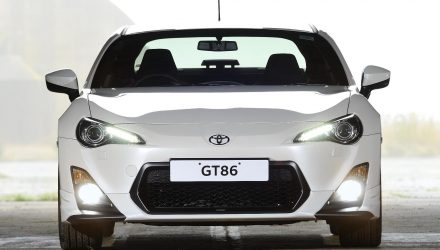 Next-gen Toyota 86 to debut mid-2021 with turbo engine