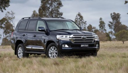 Toyota LandCruiser 300 dropping 4.5 V8 diesel, 2.8 diesel arriving – report