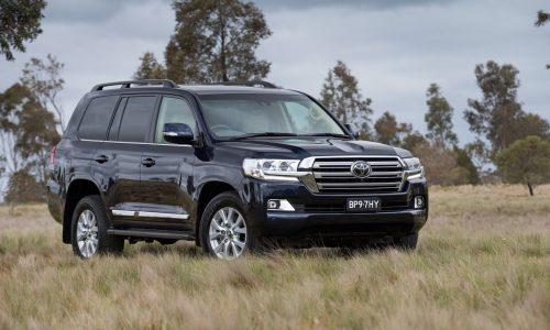 Toyota LandCruiser 300 dropping 4.5 V8 diesel, 2.8 diesel arriving –report