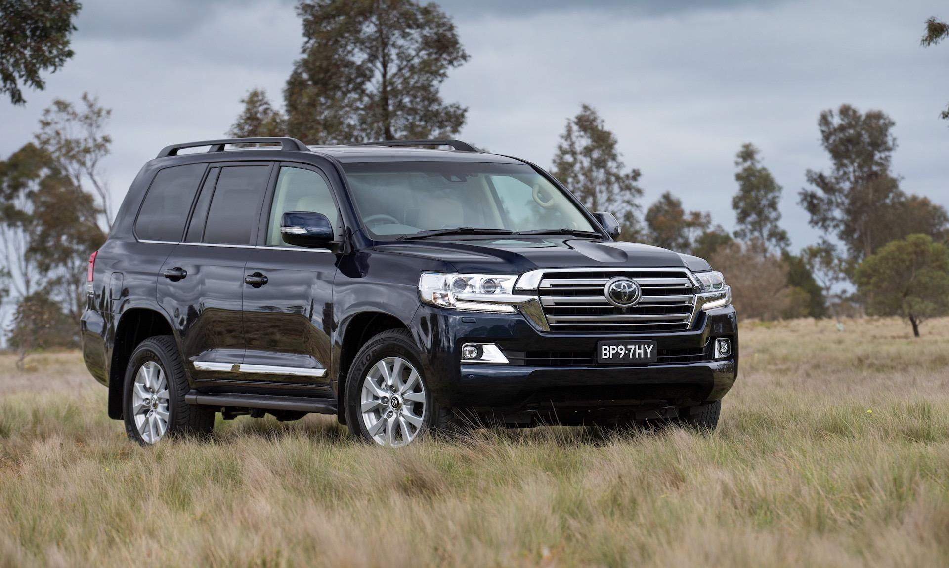 Kelebihan Kekurangan Toyota Land Cruiser V8 2018 Tangguh