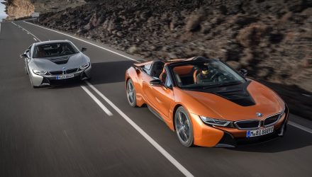 BMW i8 production coming to an end, over 20,000 sold