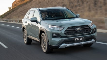 Australian vehicle sales for February 2020 (VFACTS)