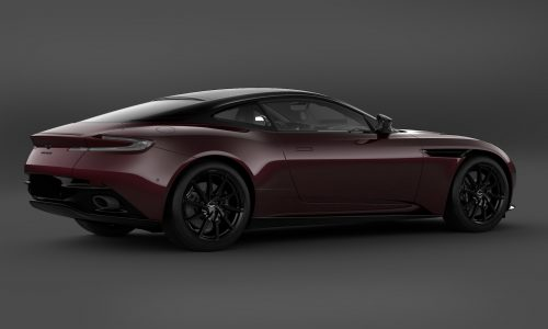 2020 Aston Martin DB11 Shadow Edition announced