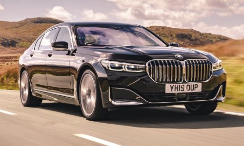 BMW confirms fully electric option for next-gen 7 Series