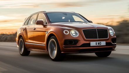 Bentley considers even bigger SUV than Bentayga – report