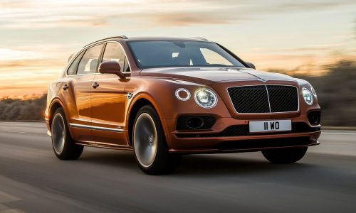 Bentley considers even bigger SUV than Bentayga – report