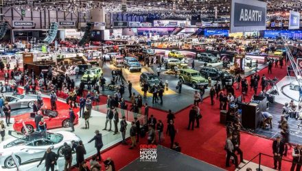 2020 Geneva motor show cancelled due to coronavirus