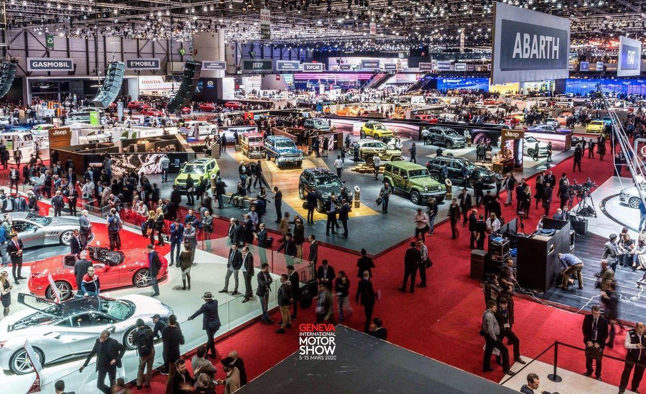 Coronavirus awe in Europe, Geneva motor show 2020 canceled