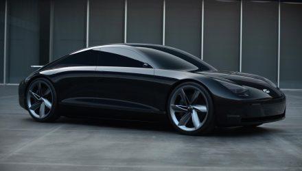 Futuristic Hyundai Prophecy EV concept unveiled