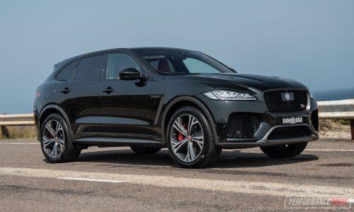 2020 Jaguar F-PACE SVR review (video)
