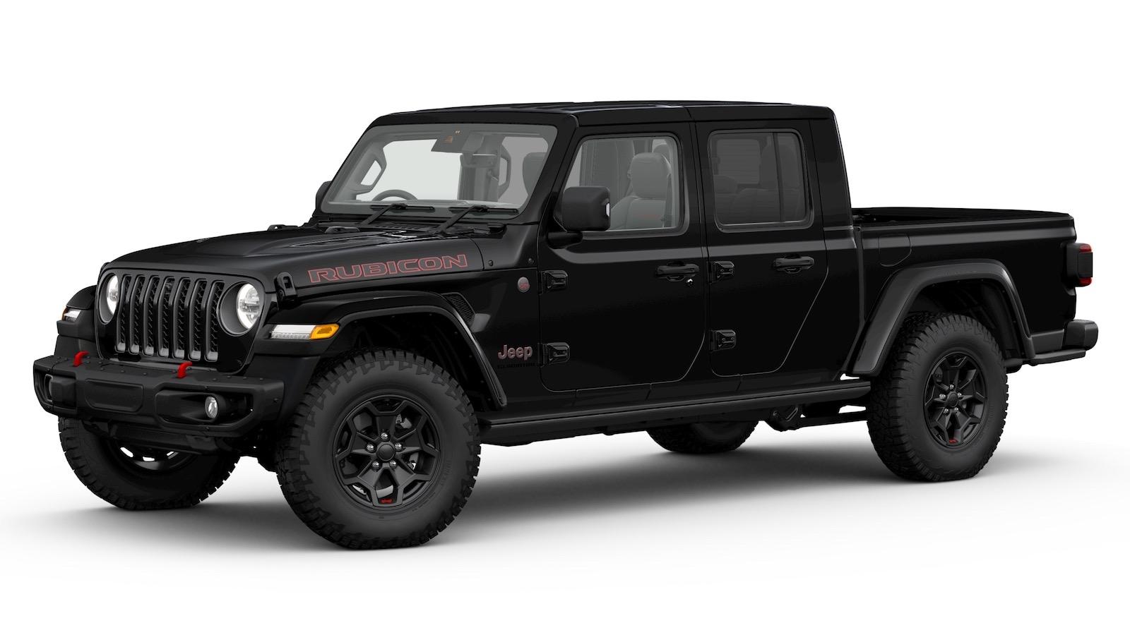 2020 Jeep Gladiator ute now on sale in Australia, arrives ...