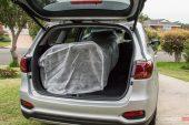 2020 Kia Sorento GT-Line boot load