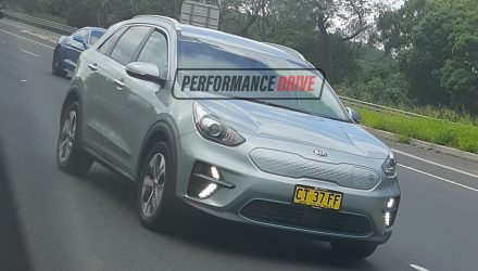 Kia e-Niro spotted in Australia, undergoing local testing