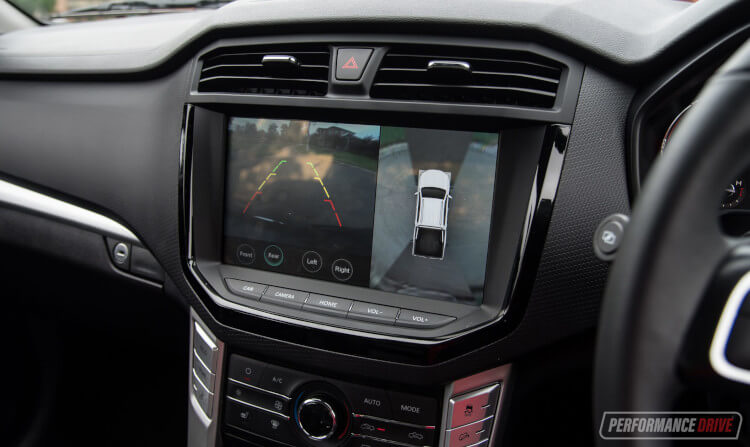 2020 LDV T60 Luxe-360 degree parking camera