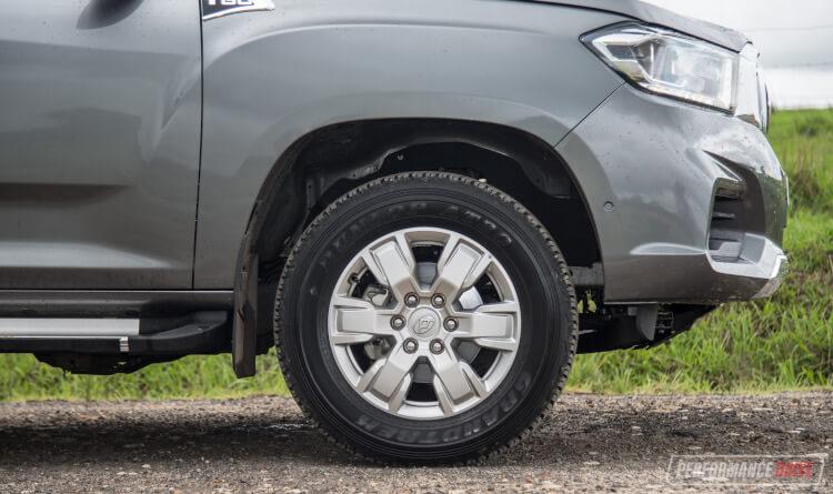 2020 LDV T60 Luxe-wheels