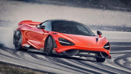 McLaren 765LT unveiled, most powerful LT ever