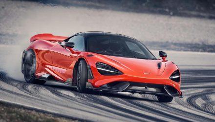 McLaren 765LT unveiled, most powerful LT ever