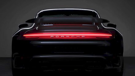 2020 Porsche 992 911 Turbo previewed, debuts tomorrow (video)
