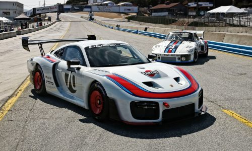 New Porsche 935 to make Australian debut at F1 GP