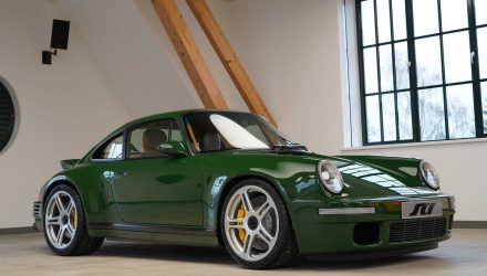 2020 Ruf SCR production version debuts; 375kW, 1250kg