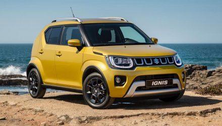 2020 Suzuki Ignis facelift revealed, gets updated mild-hybrid powertrian