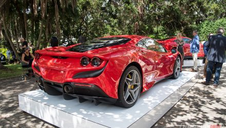 2020 Sydney Harbour Concours d'Elegance highlights (gallery)