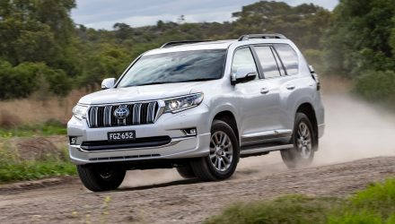 2020 Toyota Prado Kakadu Horizon edition announced
