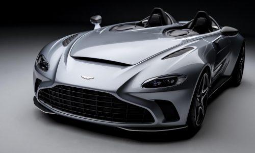 Spectacular Aston Martin V12 Speedster debuts