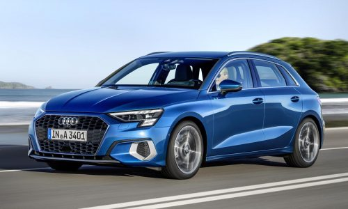 2021 Audi A3 Sportback revealed with muscular new design