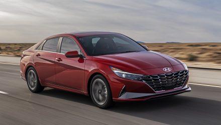 2021 Hyundai i30 sedan revealed, replaces Elantra