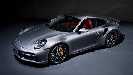 2021 Porsche 911 Turbo S '992' unveiled with 478kW