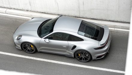 2021 Porsche 911 Turbo S getting 'Lightweight', 'Sport' pack options