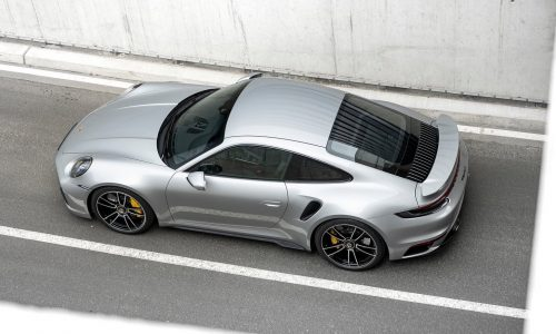 2021 Porsche 911 Turbo S getting 'Lightweight', 'Sport' pack options