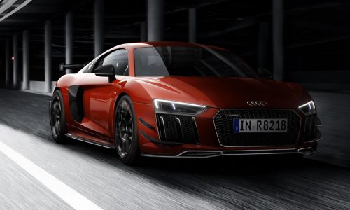 Audi 'R8 Green Hell' trade mark found, hardcore variant coming?