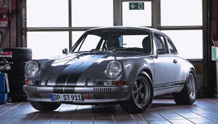 DP Motorsport reveals awesome classic Porsche 911 S/T project