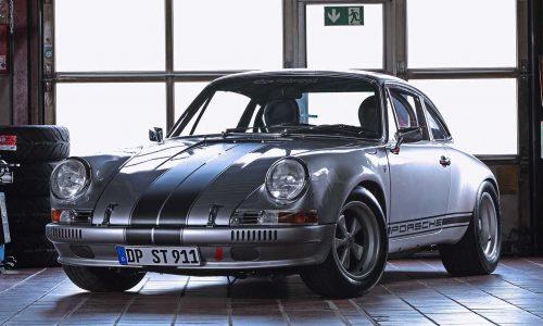 DP Motorsport reveals awesome classic Porsche 911 S/T project