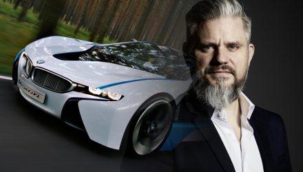 Kia appoints former BMW designer Jochen Paesen for interior design