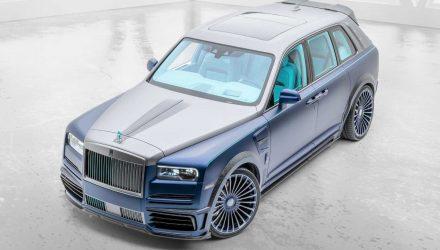 Mansory Rolls-Royce Cullinan 'Coastline' kit revealed