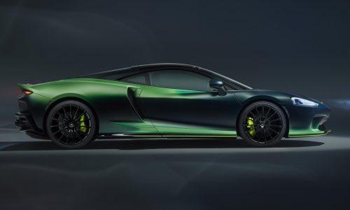 McLaren GT Verdant Theme by MSO revealed, new LT model confirmed
