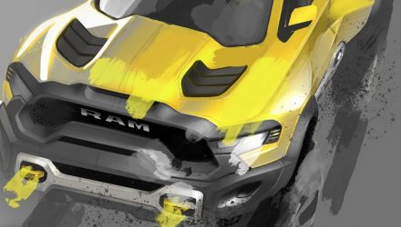 2021 RAM 1500 Rebel TRX to feature 700hp Hellcat engine – report