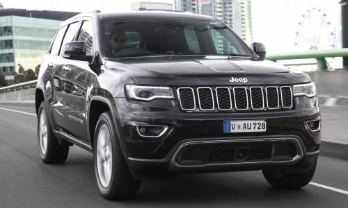"""2021 Jeep Grand Cherokee debuts """"later this year""""; FCA design boss"""